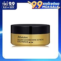 Mặt Nạ Đắp Mắt Jmsolution Golden Cocoon Home Esthetic Eye Patch Kén Tằm Vàng 90g