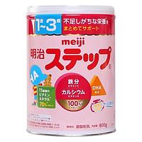 Sữa Bột Dinh Dưỡng Meiji Dành Cho Bé Từ 1-3 Tuổi (Dạng lon 820g)