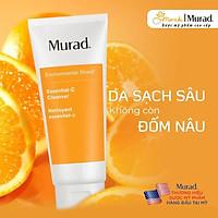 Sữa Rửa Mặt Loại Bỏ Tạp Chất & Cấp Ẩm Murad Environmental Shield Essential C Cleanser 200ml