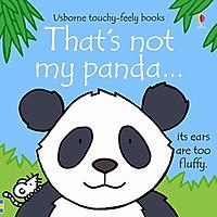 Usborne That's not my panda