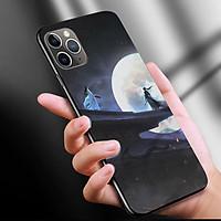 Ốp điện thoại kính cường lực cho máy iPhone 11 Pro Max - Trước trận chiến MS ABSDANH009