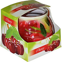 Ly nến thơm tinh dầu Admit Cherry 85g QT01888 - quả anh đào