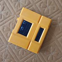 hộp test kiểm tra mạng điều trỉnh được tốc độ đèn nháy mạng kèm pin 9v