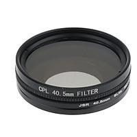 4 Trong 1 40.5 Mm UV & Kính Lọc CPL Lens Bảo Bảo Bộ Cho SJ8 Air Pro Plus
