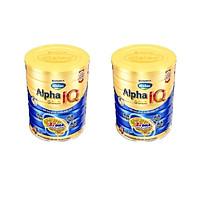COMBO 2 HỘP SỮA BỘT DIELAC ALPHA GOLD IQ 4 1,5KG
