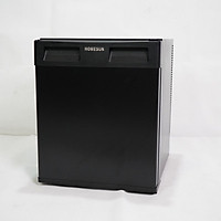 Tủ mát - Minibar thương hiệu Homesun, Model: BCH-40B, Thể tích 40L, Công suất 65W, Điện áp 220VAC, Không tiếng ồn, Tiết kiệm điện năng, Màu đen sang trọng, Hàng chính hãng