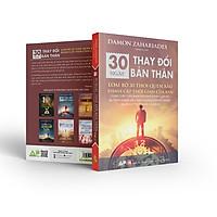 Sách 30 Ngày Thay Đổi Bản Thân - Loại Bỏ 30 Thói Quen Xấu Đánh Cắp Thời Gian Của Bạn - Tập 2