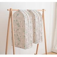 Túi trùm chống bụi bảo vệ quần áo ( đặc biệt đồ trắng) loại SIÊU ĐẠI mẫu 2019 chống thấm ( 1 cái)