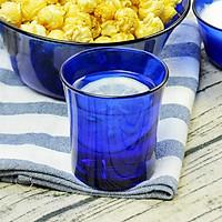 Bộ 6 ly thủy tinh cường lực Pháp Duralex Lys xanh Saphir  210 ml