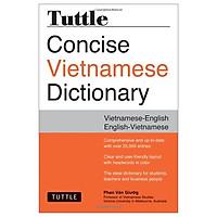 CT Tuttle Concise Vietnamese Dict 2