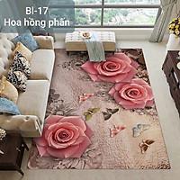 Thảm Trải Sàn, Thảm Trang Trí Phòng Khách 2m x 3m - TT24