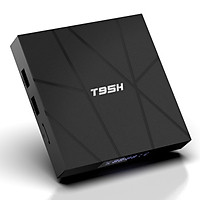Android tv box xem phim 4K, bộ nhớ 16G, ram 2G, phiên bản android 10.0, xem được nhiều kênh truyền hình hiện nay hàng chính hãng T95H