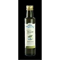 Dầu oliu hữu cơ nguyên chất ép lạnh - Extra Virgin Olive Mani