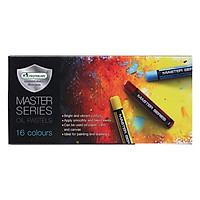Bút Sáp Dầu Masterart Series 16 Màu