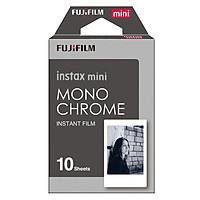 Hộp Film Fujifilm Mini 10 Tấm Monochrome - Hàng Chính Hãng