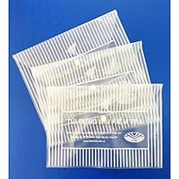 Túi khuy bấm/ file clear bag / file đựng tài liệu/ bìa hồ sơ/ túi my clear