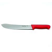 Dao Thái Thịt Cutlery-Pro Cán Đỏ 255Mm