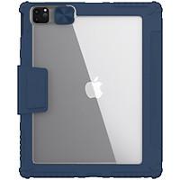 Bao da cho iPad Pro 11 inch / iPad Pro 12.9 inch 2021 M1 Nillkin Bumper Leather Case Pro (Có khe cắm bút Apple Pencil) - Hàng Nhập Khẩu