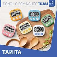 Đồng hồ đếm ngược Tanita TD384,Đồng hồ mini đếm ngược bấm giờ,Đồng hồ mini bấm giờ,Đồng hồ hẹn giờ,Đồng hồ bếp,Đồng hồ đếm ngược thời gian,đồng hồ bấm giờ đếm ngược,Đồng hồ điện tử đếm giờ,Đồng hồ điện tử đếm ngược,Đồng hồ nhật bản