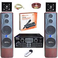 Dàn âm thanh karaoke gia đình WRS - 7700 BellPlus (hàng chính hãng)