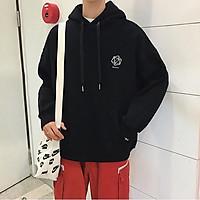 Áo Hoodie Nỉ lục giác 4 màu ( unisex nam nữ đều mặc được)