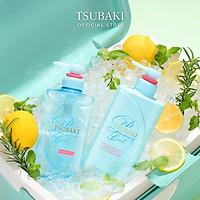 [Gift] Bộ Đôi TSUBAKI Sạch Dầu Mát Lạnh 490ml gồm dầu gội và dầu xả