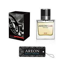 Nước hoa ô tô Areon Car Red Perfume 50ml