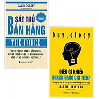 Combo Sách Kinh Tế Hay : Sát Thủ Bán Hàng + Điều Gì Khiến Khách Hàng Chi Tiền? - (Tặng Kèm Postcard Greenlife)