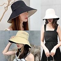 Nón rộng vành, nón vành đi biển, mũ chống nắng siêu đẹp cho bạn gái MD04