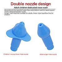 Sinus Allergies Nasal Pressure Nose Nasal Wash System Cleaner Nose Protecting