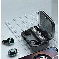 Tai nghe bluetooth M10 cảm ứng chạm thông minh, âm thanh HiFi, đèn Led đẹp mắt, hộp sạc có màn hình hiển thị pin sắc nét- Hàng nhập khẩu