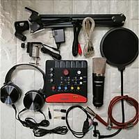 Trọn bộ Takstar PC-K600+ Sound ICON UPOD PRO đầy đủ phụ kiện Hàng Nhập Khẩu
