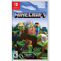 Đĩa game Minecraft Cho Máy Switch