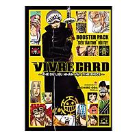 Vivre Card - Thẻ Dữ Liệu Nhân Vật One Piece Booster Pack - Siêu Tân Tinh Hội Tụ!!