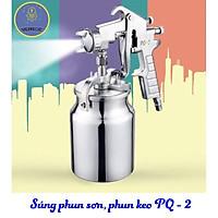 Dụng cụ phun sơn, phun keo PQ-2 - Dùng máy nén khí