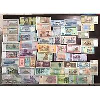 Bộ tiền cổ thế giới 52 tờ 27 nước khác nhau mới cứng