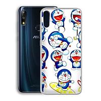 Ốp lưng dẻo cho điện thoại Zenfone Max Pro M2 - 01219 7878 DOREMON11 - in hình Doremon - Hàng Chính Hãng