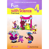 Fun with Science 4 Pupil Book