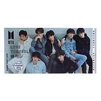 Bộ Poscard Ban Nhạc BTS