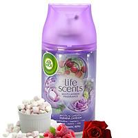 Bình xịt tinh dầu thiên nhiên Air Wick Mystical Garden 250ml QT016842 - hoa hồng hoàng gia