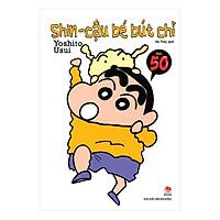 Shin - Cậu Bé Bút Chì - Tập 50 (Tái Bản 2019)