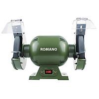 MÁY MÀI HAI ĐÁ ROMANO R200