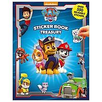 Paw Patrol Sticker Book Treasury