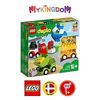 Mô hình Lego Duplo - Bộ Xe Hơi Đầu Tiên Của Bé 10886