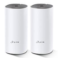 Bộ Phát Wifi Mesh TP-Link Deco E4 (2-pack) Băng Tần Kép MU-MIMO AC1200 - Hàng Chính Hãng