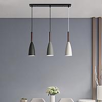 Đèn thả trần phòng ăn, bàn ăn cao cấp LYMOSE 3 bóng hiện đại