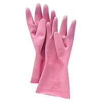 Găng tay cao su mềm bảo vệ da tay (size L) Giao màu ngẫu nhiên - Hàng nội địa Nhật