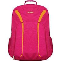 Larkpad music guest casual backpack middle school school bag men and women fashion burden shoulder bag light large capacity computer bag