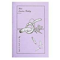 Sổ Tay Mini Angia Art - Freedom (100 Trang)