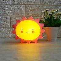 Đèn ngủ hình ông mặt trời V.2